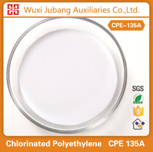 Materia prima química, cpe135a, polvo blanco, tablero de espuma de pvc