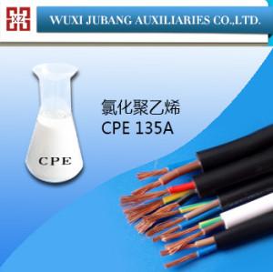 Resina de pvc, cpe 135a, buen precio, protección del cable