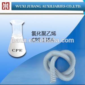Tubo de agua auxiliares agent----CPE 135A clorado addtive resina