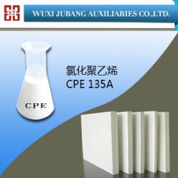 Kunststoff hilfsstoffe, cpe 135a, gute qualität, pvc-schaum bord