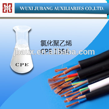 Kabel und draht protektoren Zusatzstoffe---- cpe 135a chlorierte polyethylenharz