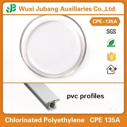 Pvc-profil hilfs- schlagzähmodifikator cpe135