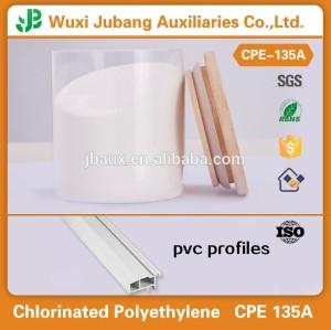 Exportación y importan empresas buscando para agente de plástico PVC modificador de impacto cpe135a