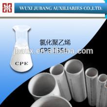 Fournisseur de polyéthylène chloré pour pvc avec une bonne qualité