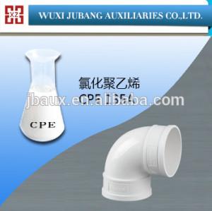 Pvc résine, Cpe-135a, Polyéthylène chloré pour tuyaux en pvc, Bon prix