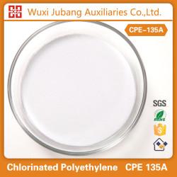 Polyéthylène chloré / CPE135A / pvc produits