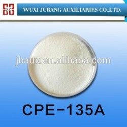 Cpe-135, Usine fabricant, Pvc impact modificateur pour pvc plaques