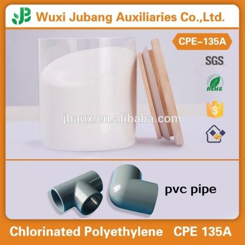 Chloriertes polyethylen cpe 135a cas-nr. 63231-66-3 verwendet in PVC-Produkten