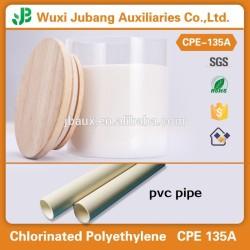 Polyéthylène chloré cpe 135a usine vente