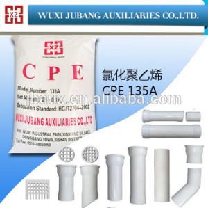 고무 보조 대리인, cpe135 PVC 파이프, 좋은 판매