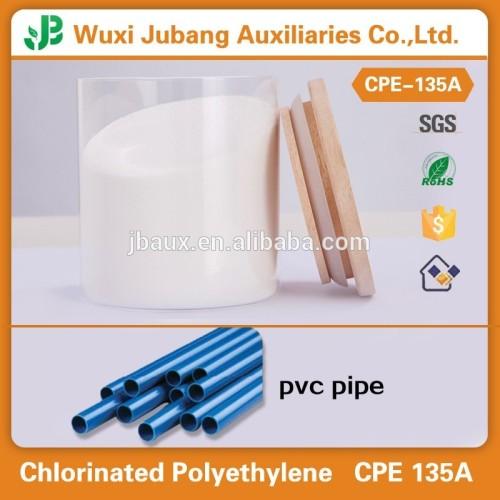 Cpe 135a- synthetische gummi handschuhe chemischen schlagzähmodifikator