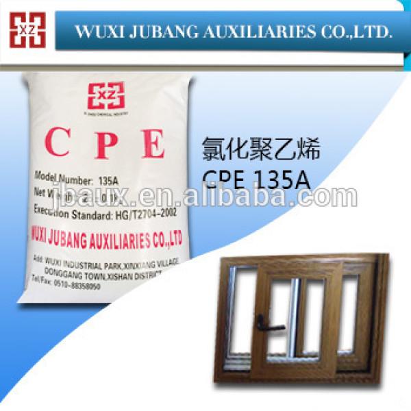 Cpe135a, Chimique matériaux, Fenêtres en pvc, Haute qualité