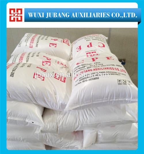 Chloriertes polyethylen cpe-135a pvc