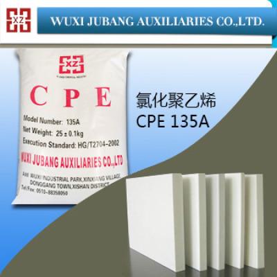 Cpe 135a, chemischen hilfsstoff, pvc-schaum bord, weißes pulver