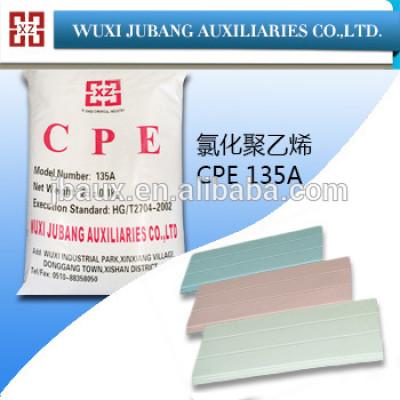 Chloriertes polyethylen pvc-folie beeinflusst Modifier cpe135a
