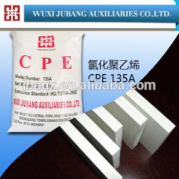 cpe135a für schlagzähmodifikator pvc hartschaumplatten