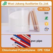 Cpe 135A pour tuyaux en pvc, Tuyau de CPVC