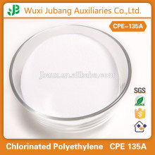 Placa de espuma de pvc cpe 135a resina de pvc clorada polietileno