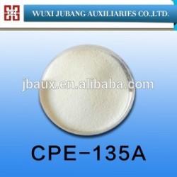 Bonne de traitement de la propriété polyéthylène chloré cpe135a