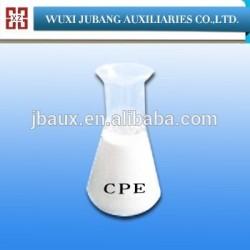 Haute pureté et le prix concurrentiel de polyéthylène chloré