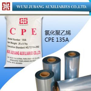 Plástico auxiliar agentes, cpe135, las buenas ventas, poliolefina retráctil película