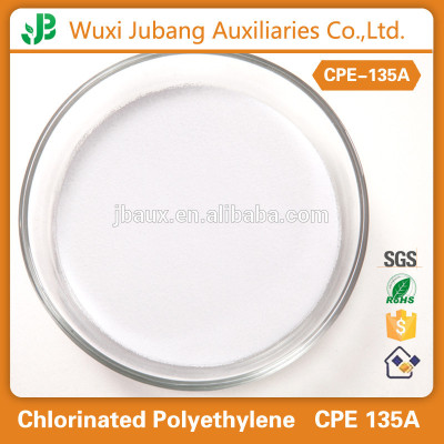 CPE Resins for Rubber Products