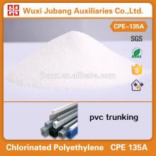 Materiais químicos cpe135 boas vendas para pvc trunking
