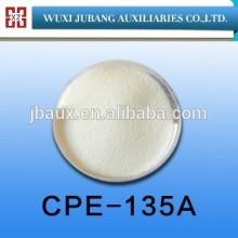 Plasticized chlorure de polyvinyle, Cpe135a, Usine fabricant