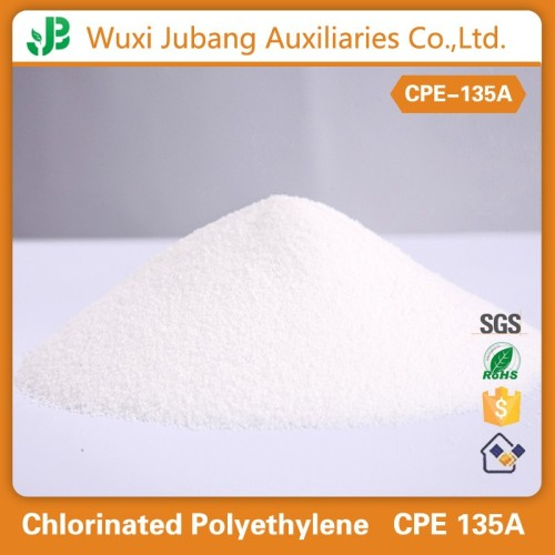 Gummi rohstoff cpe 135a, chemikalien in kunststoff industries, chemische material