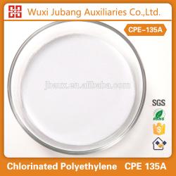 Qualidade de confiança China fornecedor cru chemical rubber modificador de impacto cpe135a