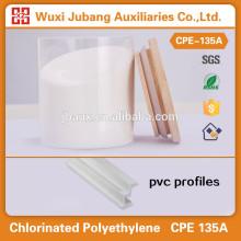 Clorada polietileno cpe135a boa tenacidade para perfis de pvc