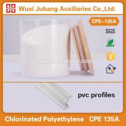 염소화 폴리에틸렌, cpe135a, 좋은 인성 PVC 프로파일