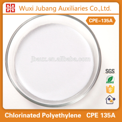 Produtos químicos produtos de pvc aditivos cpe 135a tubos de pvc matéria prima
