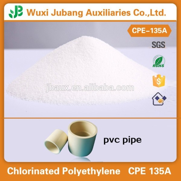 CPE 135A for PVC rigid pipes/profiles