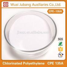 , Polietileno clorado cpe135a para plásticos, borrachas, etc.