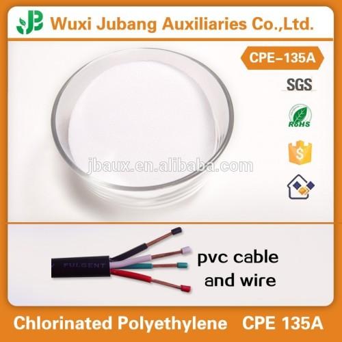 rubber grade Cpe 135a Chlorinated Polyethylene