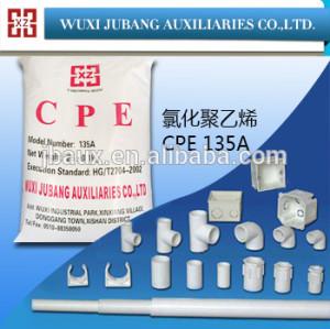Additifs chimiques CPE 135A pour raccords de tuyauterie