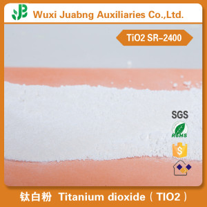Titanium Dioxide for PVC House Siding