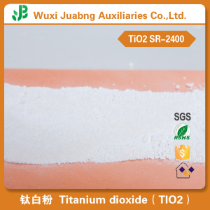 Titanium Dioxide for PVC House Siding