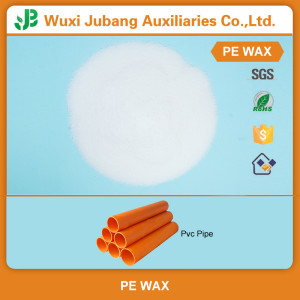 Polyethylene PE Wax can be used in the industries of PVC pipe