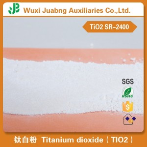 Coating Titanium Dioxide