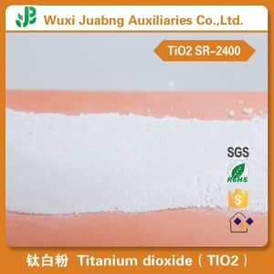 White Pipe Auxiliaries Titanium Dioxide
