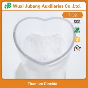 Titanium Dioxide for White Pipe Manufacturer