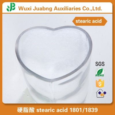 Waxy solid Stearic Acid for PVC Panel