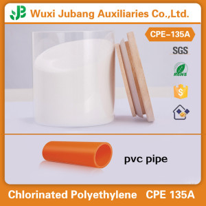 China Chemical Additive CPE135A Resin and Elastomers