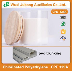 CPE Chlorinated Polyethylene for Russia Trunking Factory