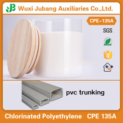 Trunking Raw Material CPE 135A Chlorinated Polyethylene