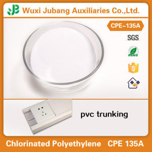 CPE Resin 135A for PVC Trunking Age Resistance