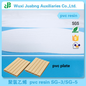 China chemical additive PVC Resin sg3,sg5