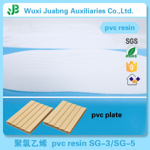 PVC Resin White Powder SG-5 for PVC Plate